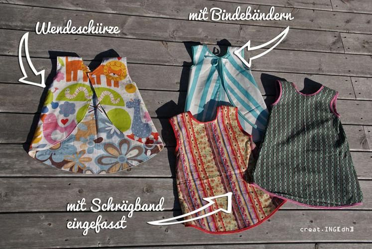 Makerist - Kinderschürze Gaißkogel - Nähprojekte - 2