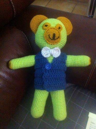 Makerist - Nounours I - Créations de crochet - 1