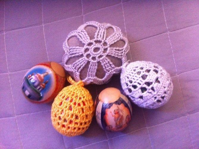 Makerist - Œuf Pâque!!! - Créations de crochet - 1