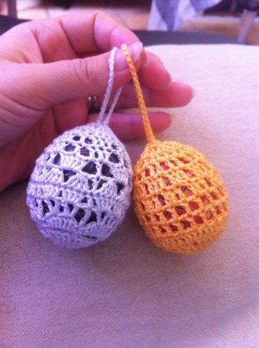 Makerist - Œuf Pâque!!! - Créations de crochet - 3