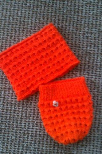 Makerist - Mütze und Loop-Schal,für meine Enkelin - Strickprojekte - 1