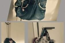 Makerist - Jeans-Upcycling - ich kann den Frühling spüren - 1
