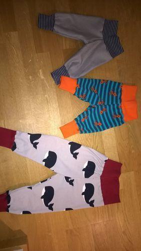 Makerist - Baby-Pump-Hosen - Nähprojekte - 1