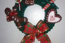 Makerist - Weihnachtlicher Türkranz - 1