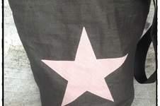 """Makerist - Umhängetasche """"Stars"""" - 1"""