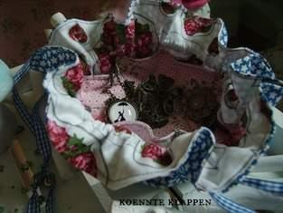 Pompadour- Beutel