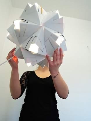 OrigamiLampe
