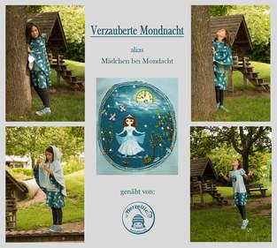 Makerist - Kleid verzauberte Mondnacht  - 1