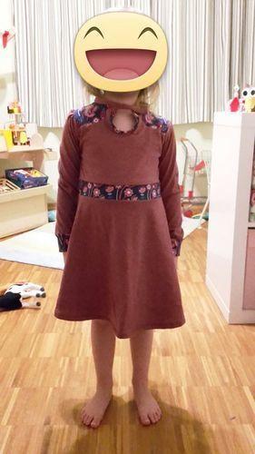 Makerist - Partykleid aus Jersey - Nähprojekte - 2