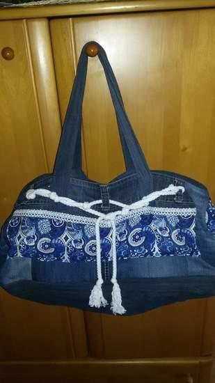 Makerist - Sporttasche oder Badetasche - 1