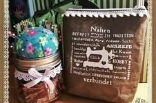 Makerist - Geburtstagsgeschenk für eine Nähfee  - 1