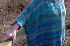 Makerist - Boxy Handspun, ein Pullover aus handgesponnener Wolle für Frauen mit größeren Größen - 1