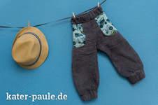 Makerist - Cord Frida mit angesetztem Bund  - 1