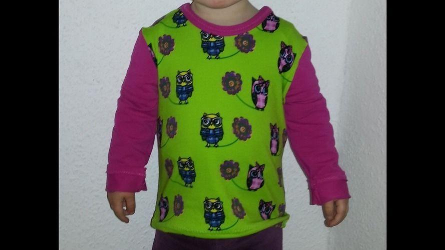 Makerist - Sweatshirt Eulen - Nähprojekte - 1