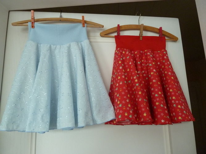 Makerist - Tellerröckchen und Sommerkleidche  - Nähprojekte - 1