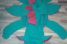 Makerist - Sitzsack Hipodrache von MonsterBella - 1
