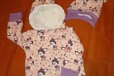Makerist - Für mein Baby, eine Jacke aus Kitzen  - 1