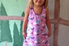 Makerist - Sommerkleid  aus Jersy für eine Süsse Maus - 1