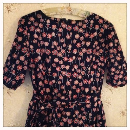 Makerist - A-Linien-Kleid - Nähprojekte - 2