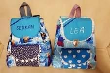 Makerist - Kindergartentasche vom Osterhasen - 1