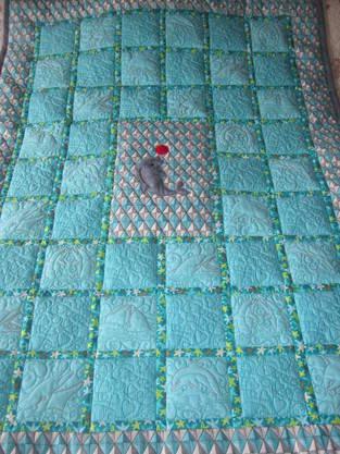 Makerist - quilt - 1