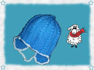 Makerist - Mütze mit Zöpfen - 1