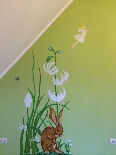 Makerist - Zauberwald im Kinderzimmer - DIY-Projekte - 1