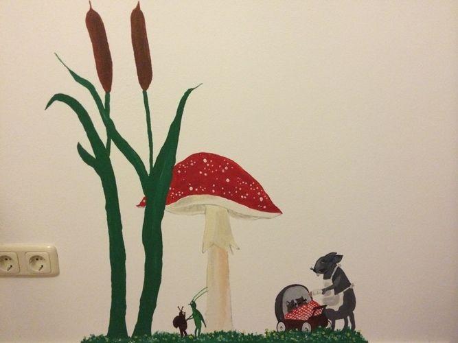 Makerist - Zauberwald im Kinderzimmer - DIY-Projekte - 2