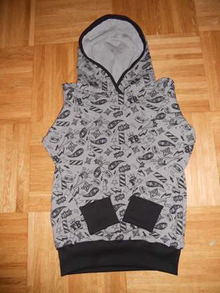 Makerist - kapuzen-sweater in gr. 158 - 1
