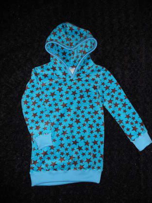 Makerist - kapuzensweater in gr. 110 - 1