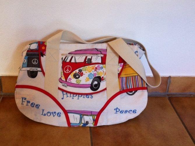 Makerist - Lieblingsbus zum mitnehmen  - Nähprojekte - 1