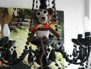 Makerist - Äffchen Philippo im Kronleuchter - 1