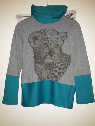 Sweatshirt wieder passend
