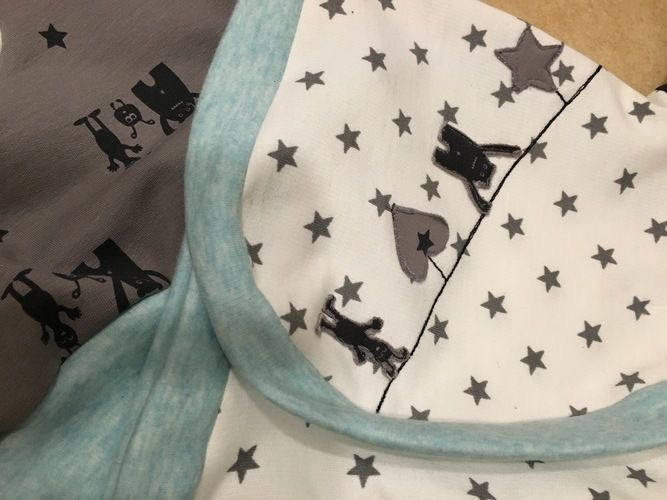 Makerist - Newbornset ❤️ ( Fadenkäfer)  - Nähprojekte - 2