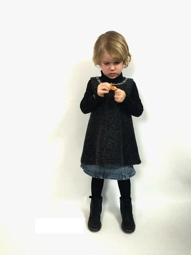 Makerist - Eine Winter-Pipoca - Wolltunika für meine Tochter - Nähprojekte - 1