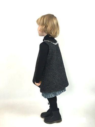 Makerist - Eine Winter-Pipoca - Wolltunika für meine Tochter - Nähprojekte - 2
