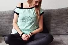 Makerist - Neues Lieblingsshirt mit mega Plott - 1