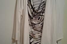 Makerist - Cardigan mit Wasserfallshirt aus Jersey für mich - 1