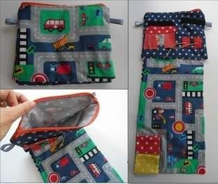 Jungs Reisespieltasche