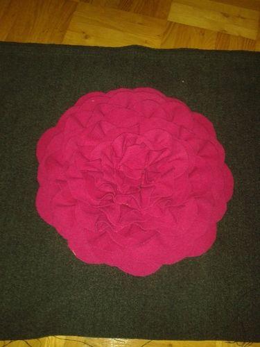 Makerist - Blütenkissen - Nähprojekte - 1