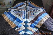 Makerist - meine schönste Decke - 1