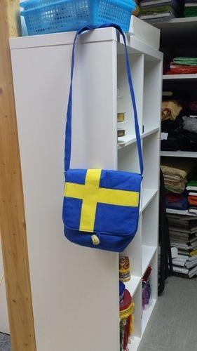 Makerist - Schwedentasche - Nähprojekte - 1