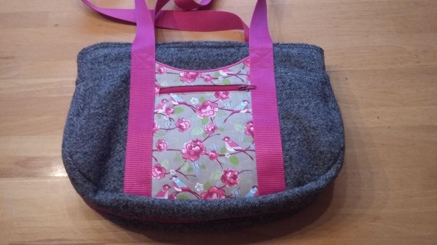 Makerist - Schnabelina-Bag für mich - Nähprojekte - 2