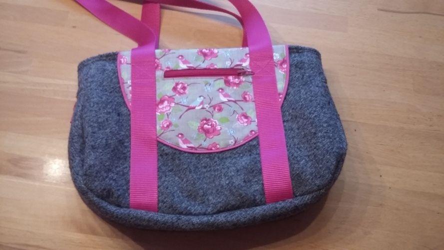 Makerist - Schnabelina-Bag für mich - Nähprojekte - 3