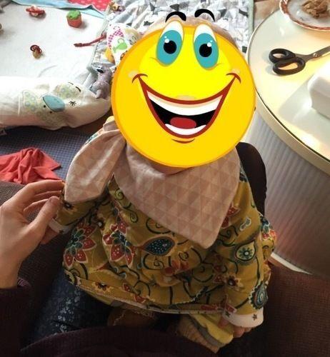 Makerist - Baby-Wende-Latz - DIY-Projekte - 1