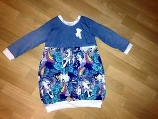 Makerist - Ballonkleid , Jeans und Jersey ... Für meine 3 jährige Tochter 😊 - 1