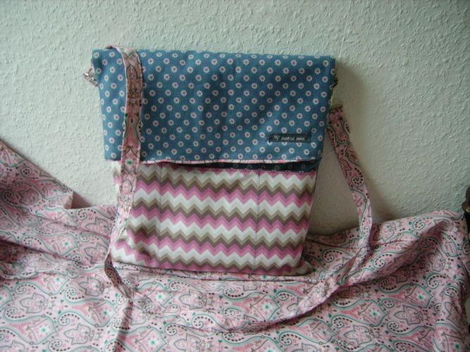 Makerist - Tasche- wird ein Geschenk! :) - Nähprojekte - 1