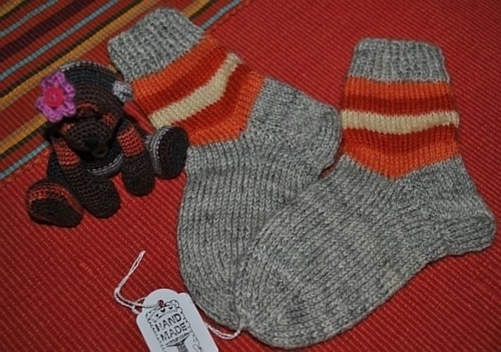 Makerist - schafwollsocken - Strickprojekte - 3