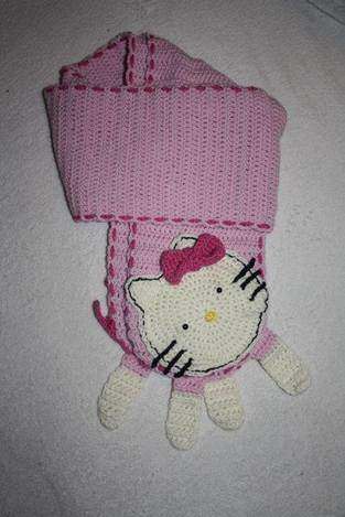 Hello Kitty Schal