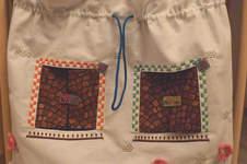 Makerist - Spielzeugtasche für Gitterbett oder Laufstall - 1